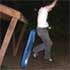 Me Falling Off Roof